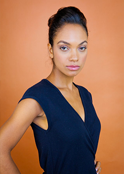Lyndie Greenwood as Kiva Lagos