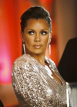 Vanessa Williams as Huma Lagos