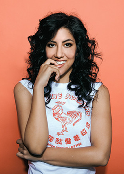 Stephanie Beatriz as Vrenna Claremont